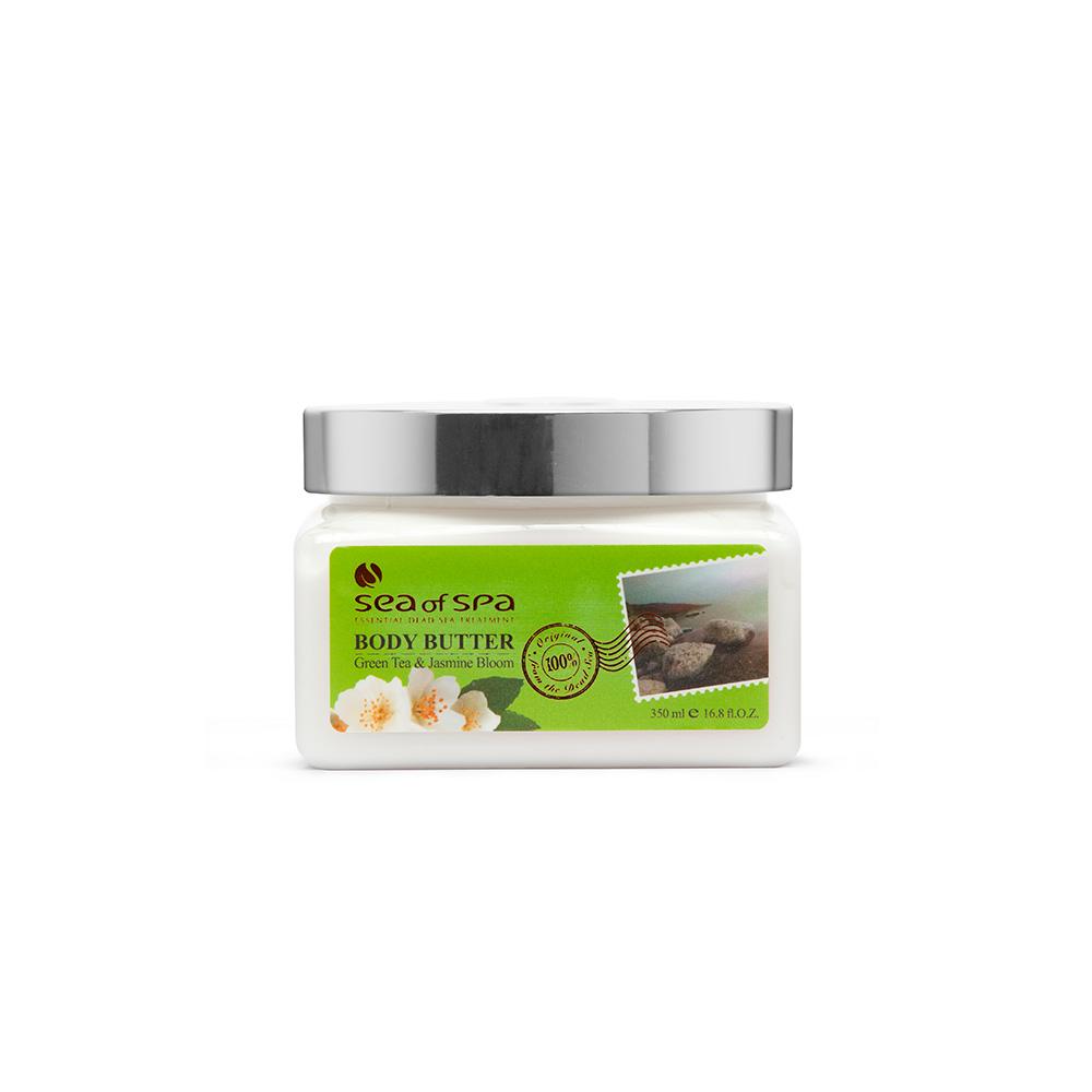 Dead-Sea Sea of Spa Body Butter Green Tea & Jasmine Bloom