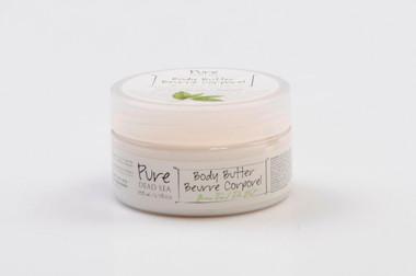 Pure Dead-Sea Green-Tea Body Butter