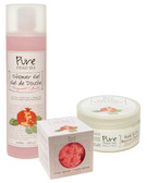 Anti aging Pomegranate Dead Sea Spa Care Kit