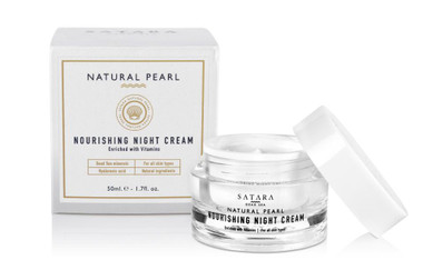 Dead-Sea Satara Natural Pearl Nourishing Night Cream is able to provide an effective assistance in the proper care of the skin, including its deep cleaning, moisturizing, improving elasticity and reducing inflammation.
