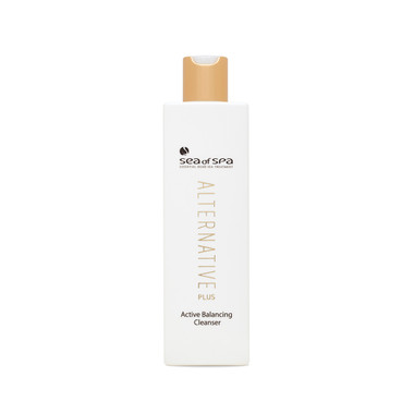 Dead-Sea SEA of SPA Alternative Plus Active Balancing Cleancer has a light and delicate texture, it absorbes perfectly without leaving a greasy residue. The cosmetic formula of SEA of SPA Alternative Plus Active Balancing Cleanser does not contain parabens and aggressive cleaning components which makes it safe for the skin around the lips, eyes and neck.