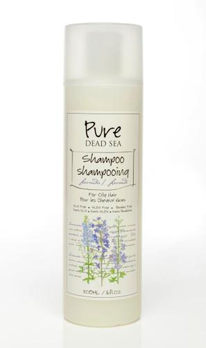Pure Dead-Sea Lavender Shampoo for oily hair