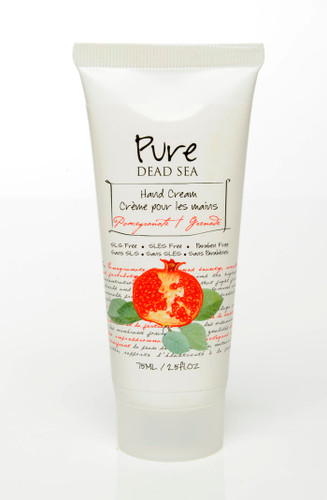 Pure Dead-Sea Pomegranate Hand Cream
