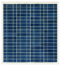 Dasol 60 Watt 12 Volt Solar Panel with Junction Box