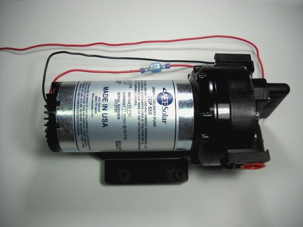 12 Volt Rv Water Pump Wiring Diagram 36 Images Shurflo Aquatec 550 Solar Pressure