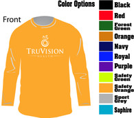 TruVision One Color Logo Long Sleeve