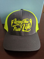 Hat Bright Yellow FlexFit Large / XL