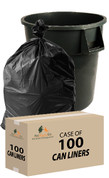 "Trash Can Liners - 40""x 46"" – 45 Gallons"