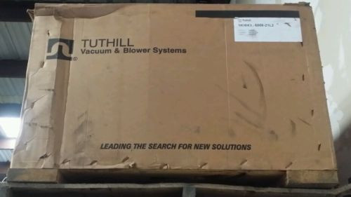 Tuthill blower vacuum 6008-21l2 new boxed will ship ltl - Exco