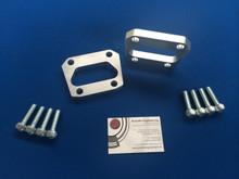 Ford Fiesta, Ka, Puma, Focus Billet 10mm Spacer Kit Rear Axle Handling Upgrade
