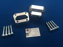 Focus RS Mk1 Billet 30mm Spacer Kit Rear Axle Handling Upgrade