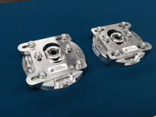 Cosworth Escort/Sierra Billet Aluminium Adjustable Top Mounts WRC and Rally Pair