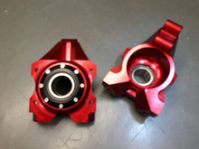 Cosworth WRC Billet Uprights - Pair (with bearings)