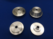 Cosworth Solid Aluminium Billet Rear Beam Bushes (Pair) Escort and Sierra Inc WRC and Rally
