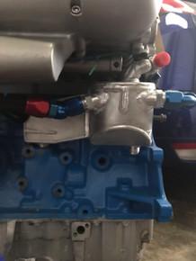 Cosworth YB WRC Breather Tank 2wd 4wd Sierra Sapphire Escort Group A