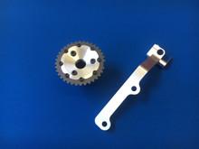 Ford BDA Crank Trigger Wheel and Sensor Bracket Set Up 36-1