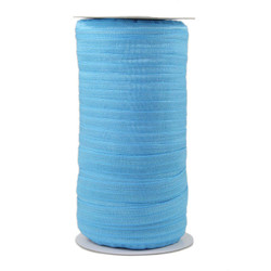 Caribbean Sea Wholesale Fold Over Elastic 100yd