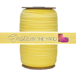 "Daffodil Wholesale 5/8"" Fold Over Elastic 100yd"