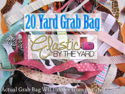 20 Yard Grab Bag FOE Assorted Prints