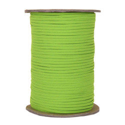 "Green Apple Skinny Elastic 1/8"" 288 Yard Roll"