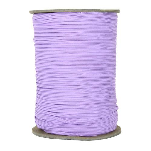 """Lilac Skinny Elastic 1/8"""" 288 Yard Roll"""