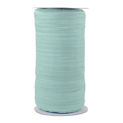 Maui Blue Wholesale Fold Over Elastic 100yd
