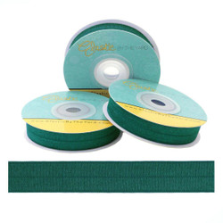 Forest Green Fold Over Elastic