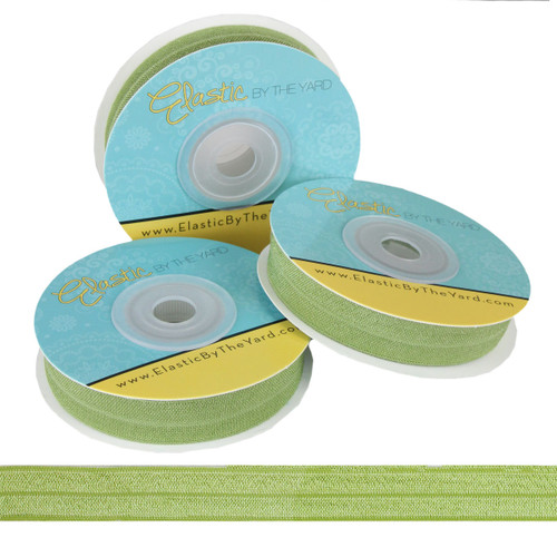 """Willow 5/8"""" Fold Over Elastic"""
