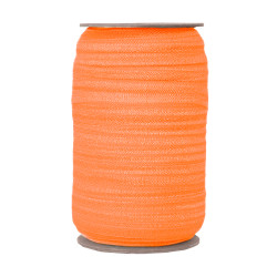 "Tangerine Wholesale 5/8"" FOE 100yd"