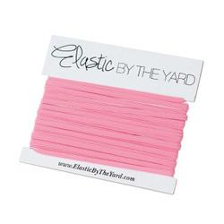 Bubblegum Pink Skinny Elastic