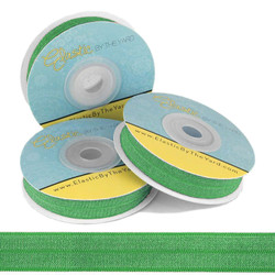 Kelly Green Fold Over Elastic