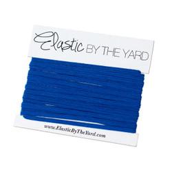 Royal Blue Skinny Elastic
