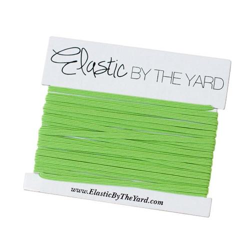 Green Apple Skinny Elastic
