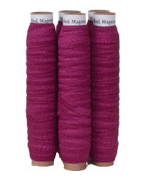 Medium Magenta Fold Over Elastic