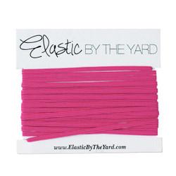 Hot Pink Skinny Elastic