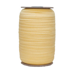 Canary Wholesale Fold Over Elastic 100yd