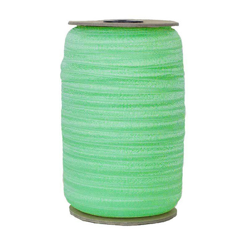 Cool Mint Wholesale Fold Over Elastic 100yd