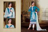 New Arrival In Fashion chanderi silk suit