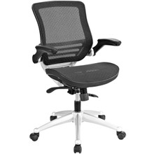 Edge All Mesh Office Chair, Black, Fabric 10128