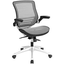 Edge All Mesh Office Chair, Grey, Fabric 10129