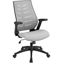 Force Mesh Office Chair, Grey, Fabric 10131
