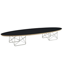 Surfboard Coffee Table in Black