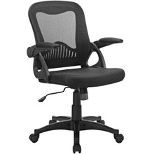Advance Office Chair, Black, Fabric 10351