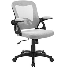 Advance Office Chair, Grey, Fabric 10353