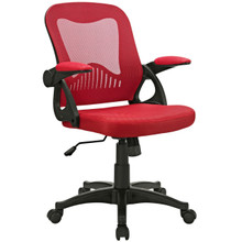 Advance Office Chair, Red, Fabric 10354