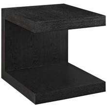 Gallivant Nightstand, Black, Wood 10919