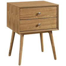Dispatch Nightstand, Brown, Wood 10925