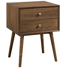 Dispatch Nightstand, Brown, Wood 10927