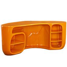 Impression Desk, Orange, Plastic 10988
