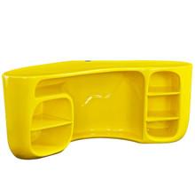 Impression Desk, Yellow, Plastic 10990